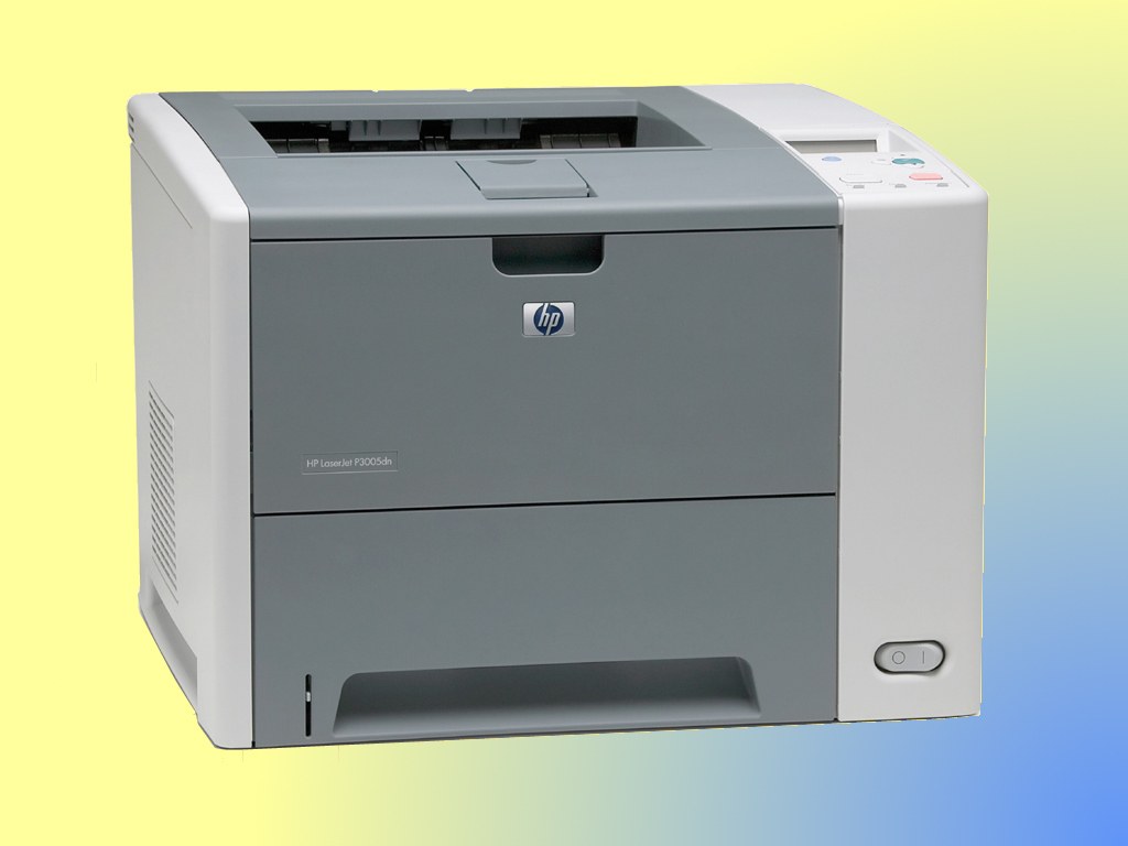 HP LaserJet 3005 n/dn, monochrome