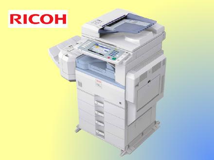 RICOH Aficio MMP3350CSP zw/w multi functional, copy, print