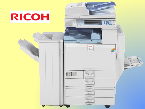 RICOH MPC 4500, Color multifunctional copy, scan, print