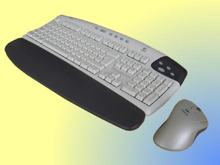 Logitech Draadloze desktop