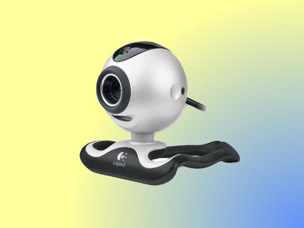 Logitech Quick Cam Pro 4000 Webcam