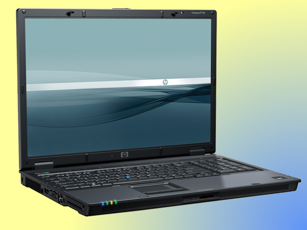 HP 17 inch laptop / notebook